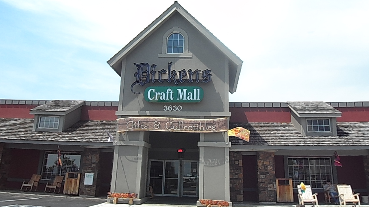 Dicken's Craft Mall